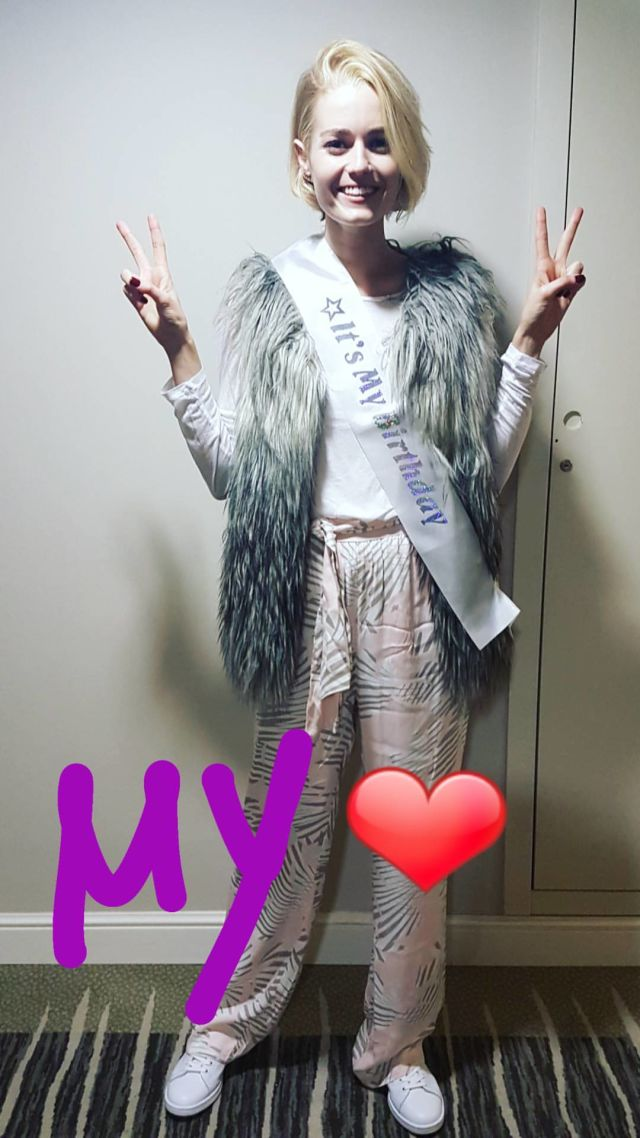 נסיכת יום ההולדת