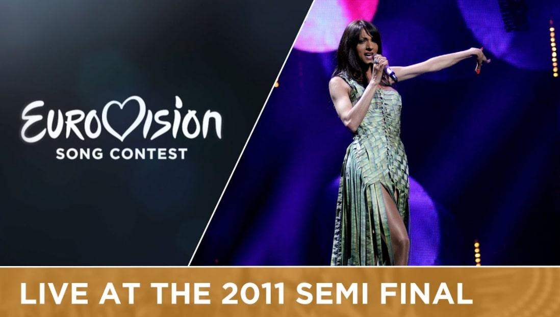 ב-2011 חזרה דנה לייצג את ישראל באירוויזיון בפעם השניה, לאחר שניצחה בקדם האירוויזיון עם השיר Ding Dong שכתבה והלחינה, אך למרות הציפיות הגבוהות, לא העפילה לשלב הגמר.