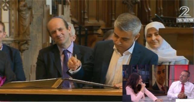 היסטוריה: מוסלמי נבחר לראש עיריית לונדון