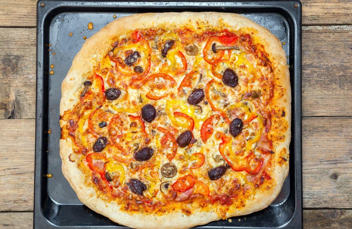 מתכון לפיצה ביתית מושלמת