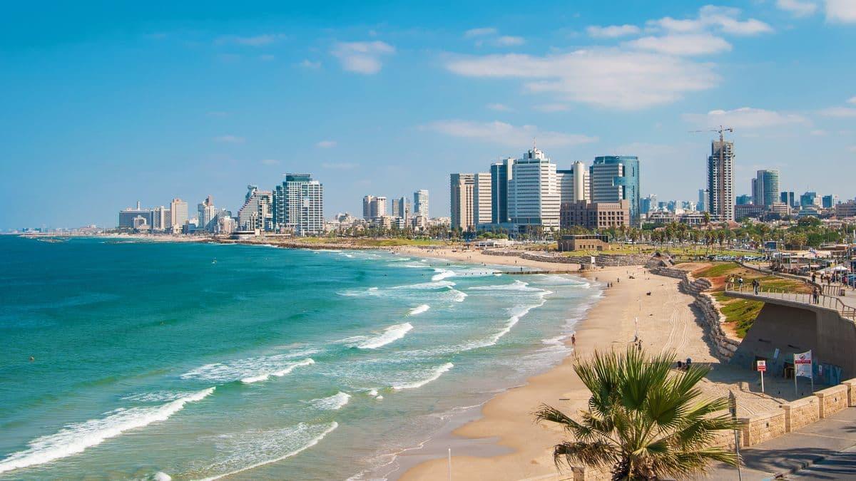 לילה בעיר: 7 המלונות הכי טובים בתל אביב