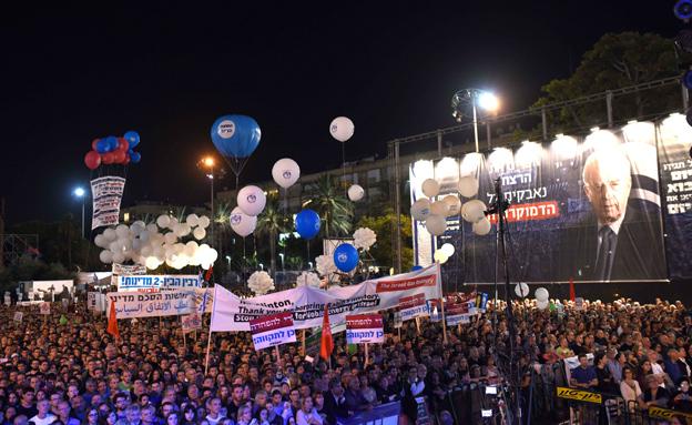 שורת אישים ואמנים יופיעו בעצרת לזכר ראש הממשלה רבין ז
