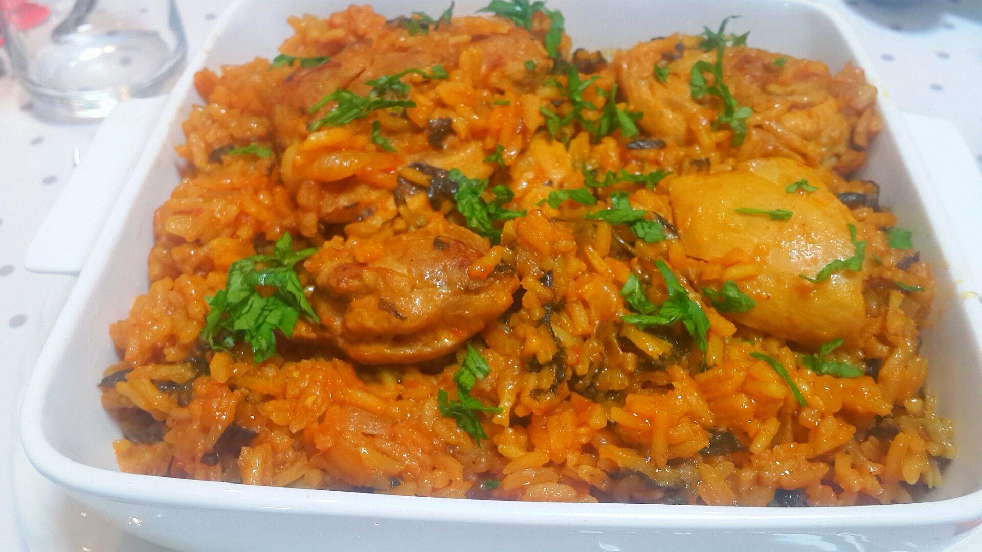 מתכון לתבשיל סטייק פרגיות עם אורז