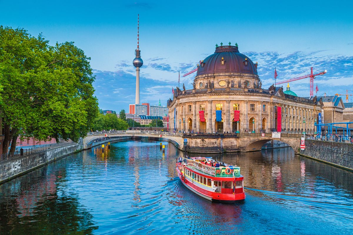 Famous Paintings In Berlin Museums