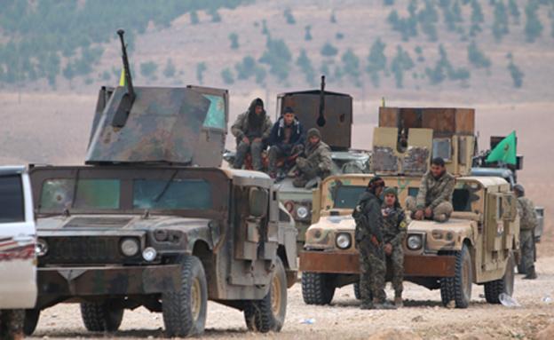 הלחימה בסוריה, ארכיון