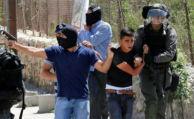 מהומות בכל רחבי הגדה