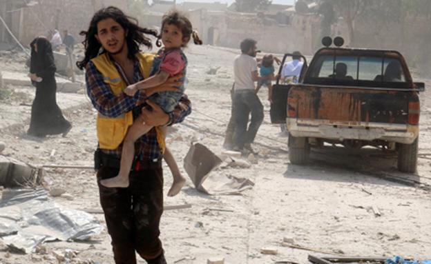 מלחמת האזרחים בסוריה, ארכיון