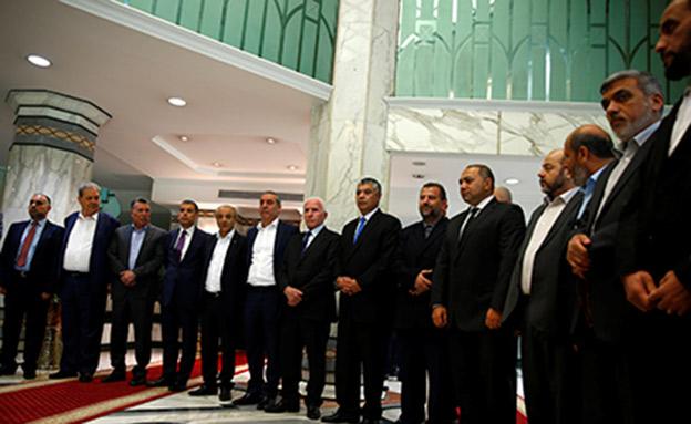 ''הסוגיה הפלסטינית היא סוגיה מצרית'' (רויטרס)