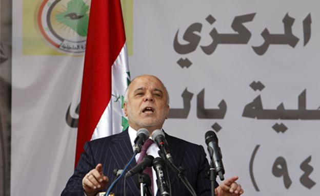 ראש ממשלת עירק חיידר אל עבאדי