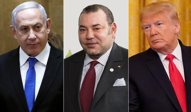 """כך ניסה רה""""מ הלוזר של ישראל לקדם עסקה משולשת בין ישראל, ארה""""ב - ומרוקו אבל נכשל בסופו של יום  Xkxmok_xxxbtp"""