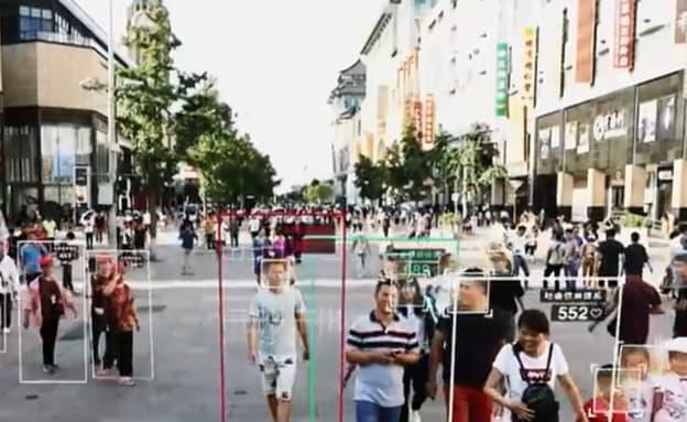 מערכת דירוג חברתי ומיליוני מצלמות מעקב כך סין שולטת באזרחיה חדשות 13