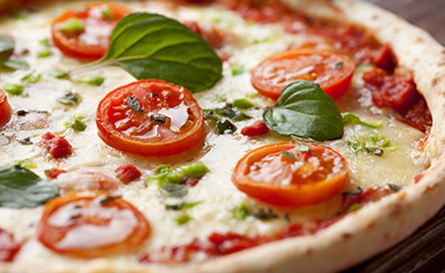 הפיצה שפתחה למקרון את התיאבון